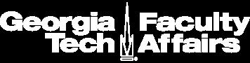 Faculty Affairs | Georgia Institute of Technology | Atlanta, GA
