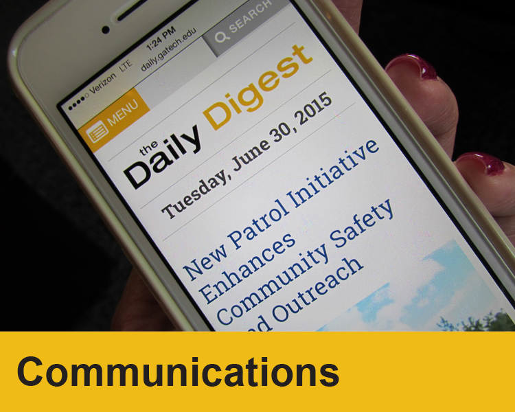 Mobile view of The Daily Digest
